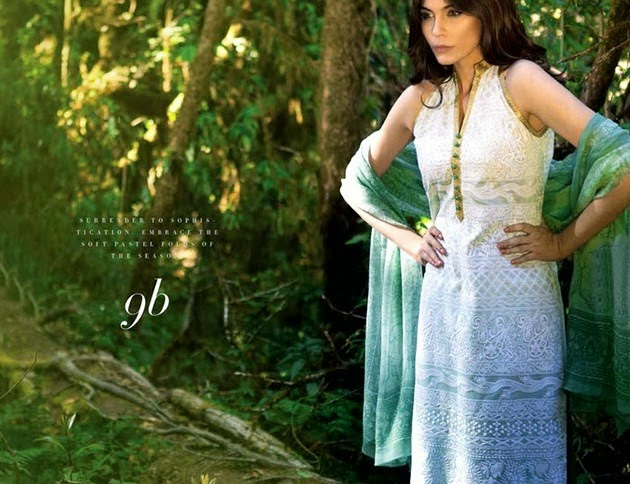 Sana Safinaz Lawn Dresses