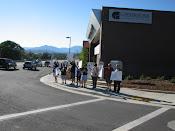 U.S. Postal Service Rally