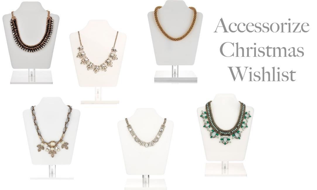 My Accessorize Christmas Wishlist