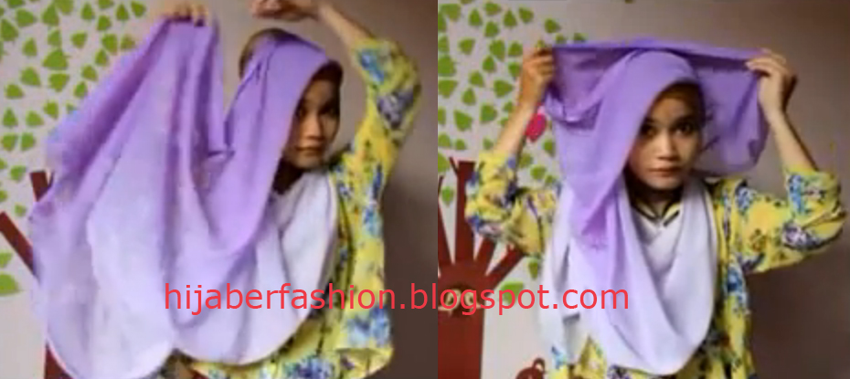 Tutorial Hijab Untuk Pipi Chubby   Ajaran Agama Islam