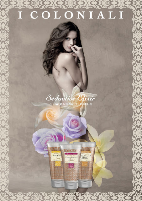 i coloniali seductive elixir shower and body collection