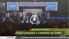 Noticia TVG presentación da candidatura maio 2015