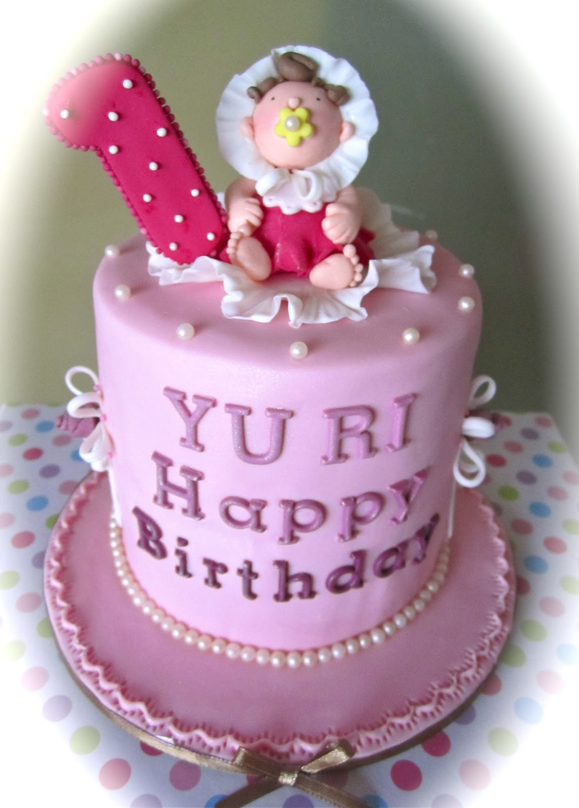 Baby Doll Cake Images : Sweet APRIL -The Story of April: Baby Doll Cake