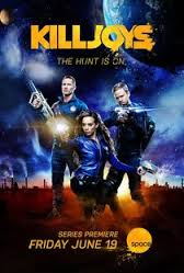 Assistir Killjoys 2 Temporada Dublado e Legendado Online