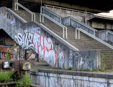 Escape From Abandoned Olympic Venues