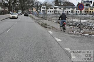 Gehwegradeln Wördemanns Weg