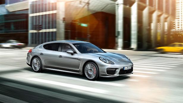 Porsche Panamera berlina de lujo mas vendida en 2013
