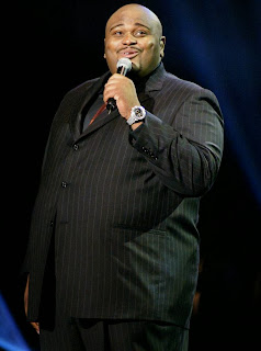 Ruben Studdard joins the biggest loser