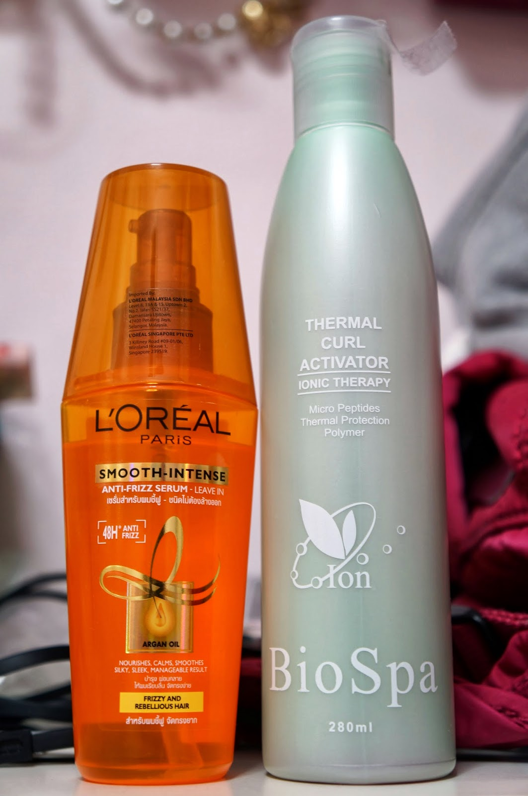 Straight perm hair care - Stylist Recommend Me To Buy This Sculpturing Gel Right To Apply On My Hair Every Time After Washing To Maintain The Curl Was Also Told To Mix With Any