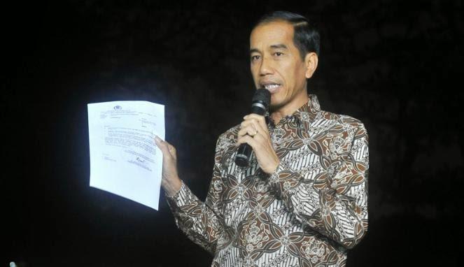 Tunda Pelantikan Kapolri Presiden Tunjuk Komjen Pol Badrodin sebagai Pelaksana Tugas Kapolri