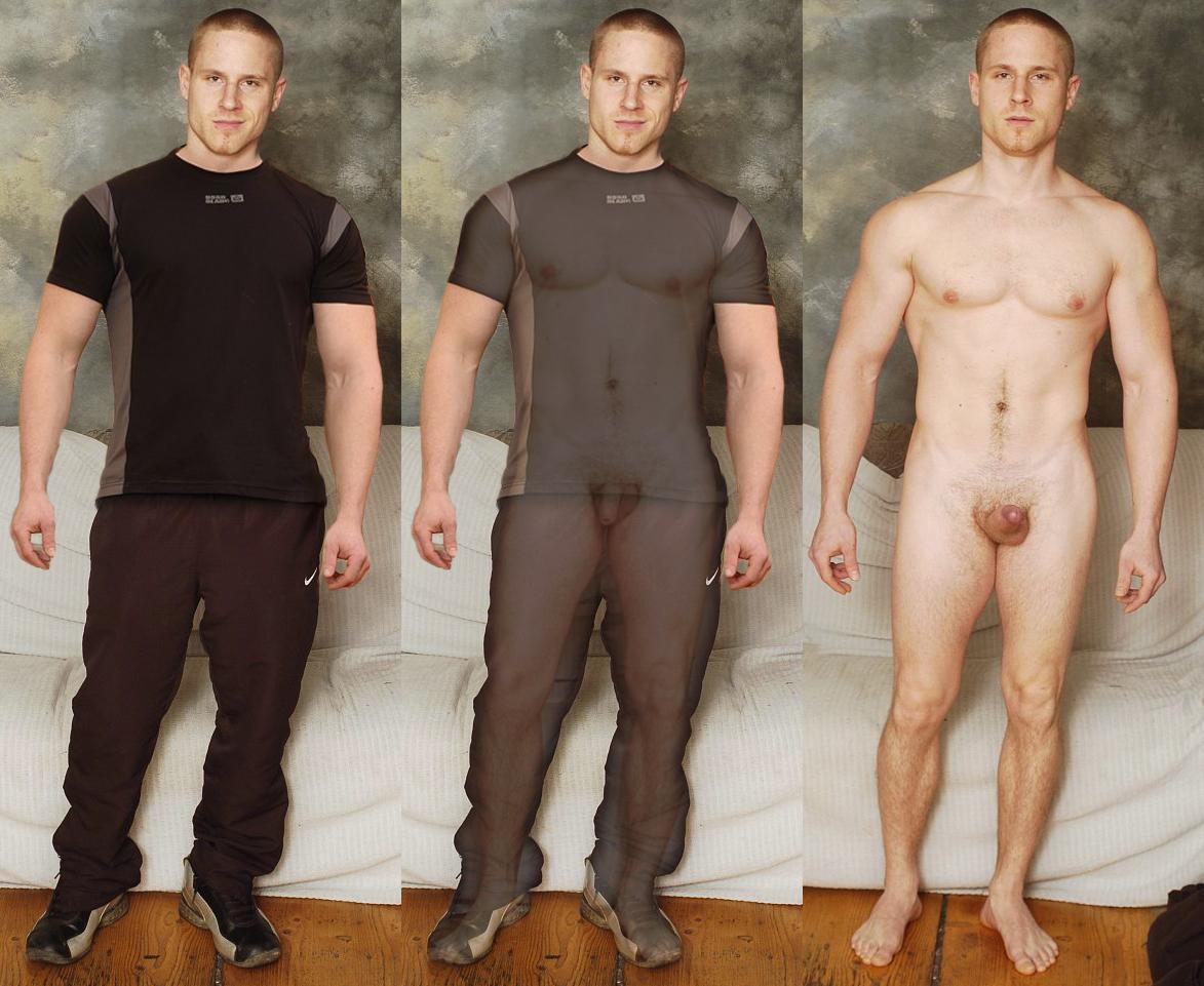Gay shower studs
