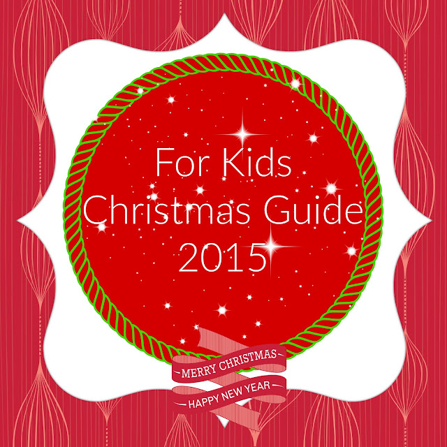 2015 Kids Christmas Gift Guide