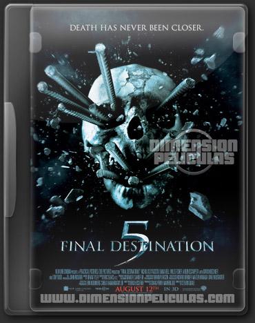 Destino Final 5 (BRRip HD Ingles Subtitulado) (2011)