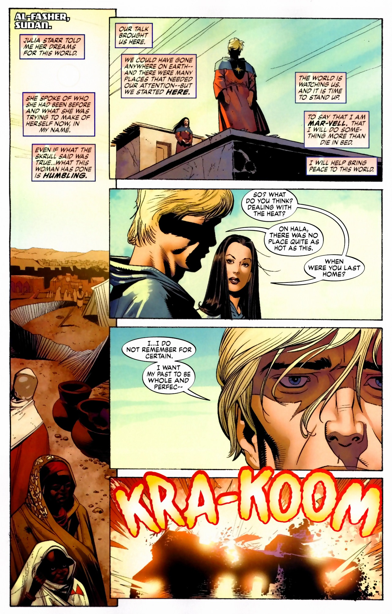 Read online Secret Invasion: The Infiltration comic -  Issue #5 - 16