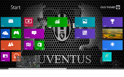 2013 Juventus Fc Windows 8 Theme, Juventus Logo Wallpaper