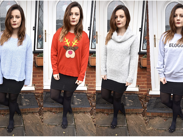 My Favourite Winter Jumpers | Blogmas #15
