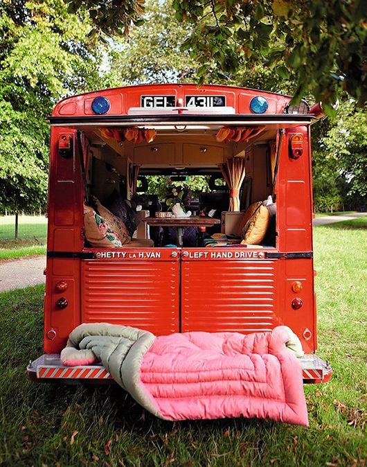 la fabrique d co combi van camping car et caravane inspirations d co pour un abri nomade. Black Bedroom Furniture Sets. Home Design Ideas