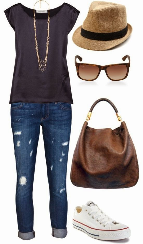 Minus the necklace and sunglasses find more women fashion ideas on mix dress for lovely woman