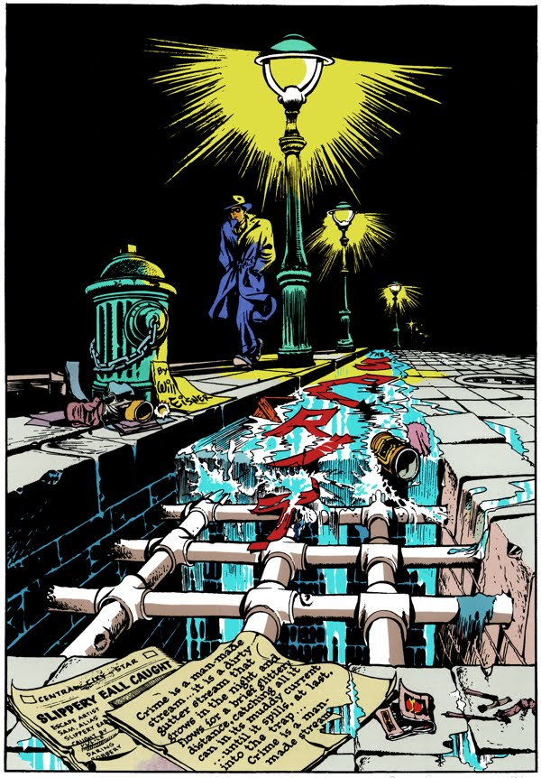 WILL EISNER'S The SPIRIT