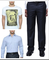 Buy Globus Spring Collection :Flat 50% off on Men's Stylish Trouser,Shirts.T-Shirt & More and Extra25% Through payumoney at Fashionandyou