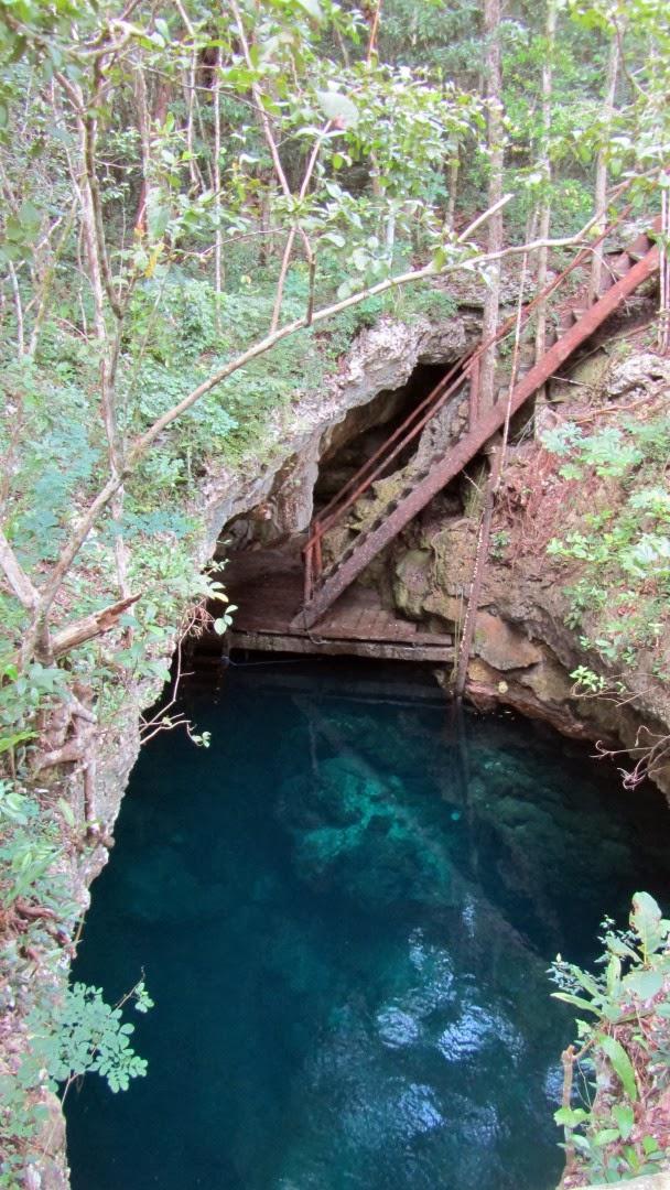 Cenote The Pit. México. Javier Girón