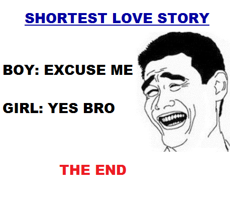 Shortest Love Story