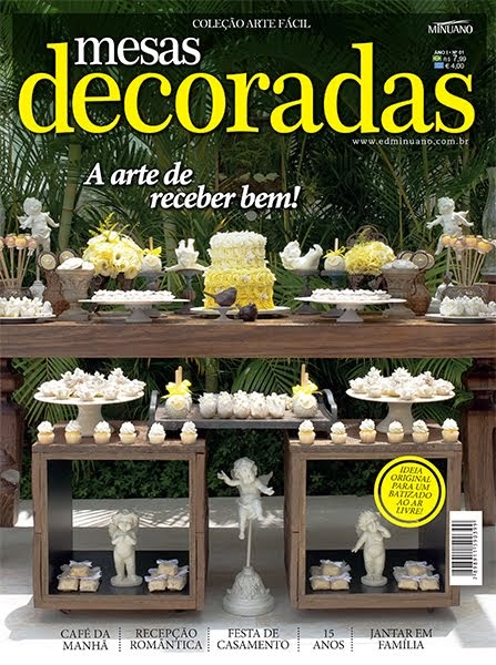 Revista Mesas Decoradas Ed. 01