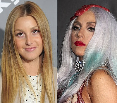 Whitney Port and Lady Gaga Which celebrity is the youngest?