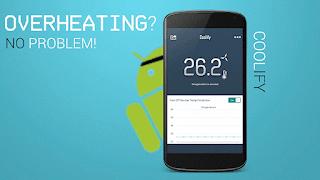 برنامج coolify لسيطره على درجه حراره جهازك للاندرويد