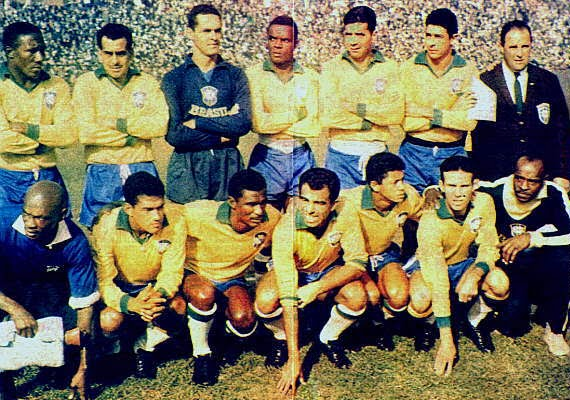 1962 Football World Cup winning Team
