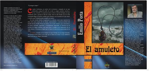 """""""El amuleto"""", novela de Emilio Porta"""