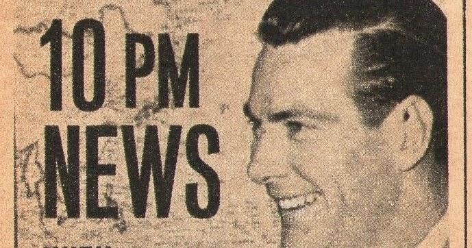 los angeles tv news anchors reporters 1963. Black Bedroom Furniture Sets. Home Design Ideas