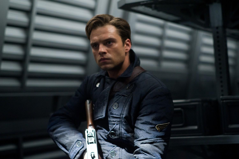 Captain america the first avenger bucky