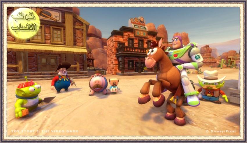 تنزيل لعبة توى ستورى مضغوطة Download Toy Story 3 games
