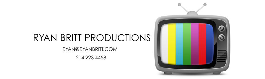Ryan Britt Productions