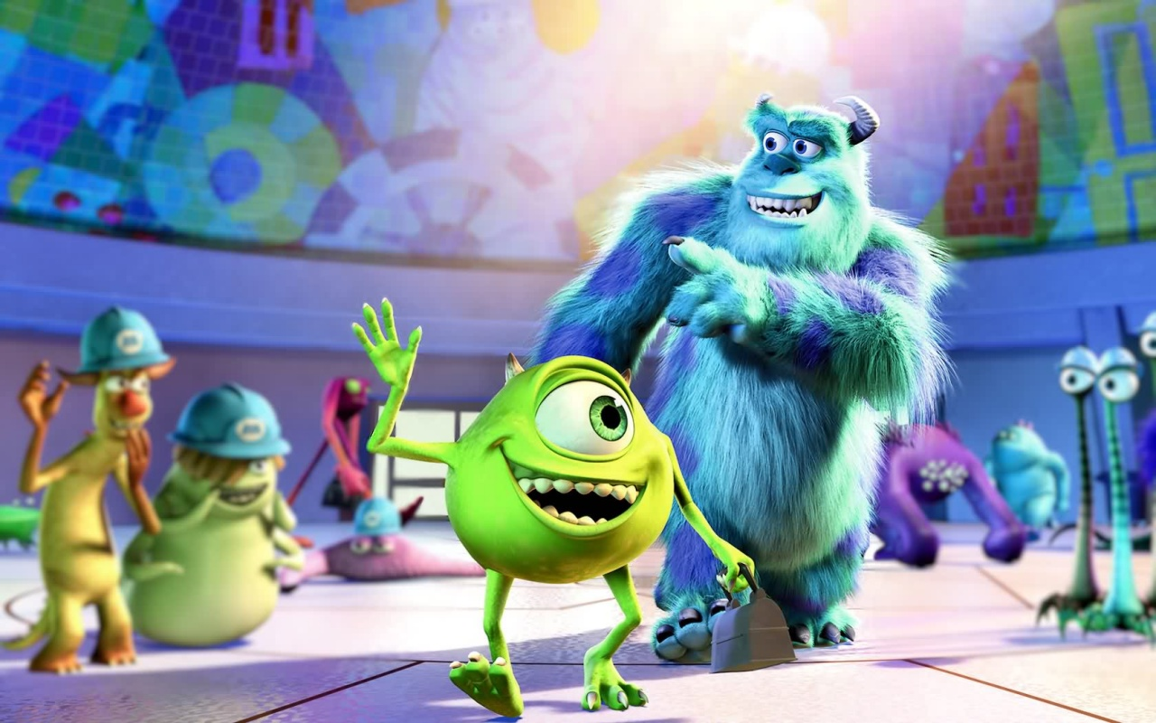 Monsters Inc S4 s Monsters Inc