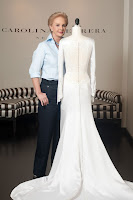 carolina herrera bella wedding dresses