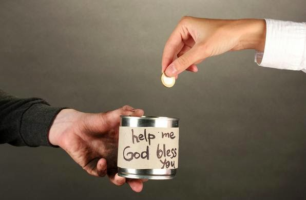 Begging Photo