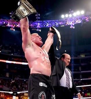 Brock Lesnar SummerSlam 2014