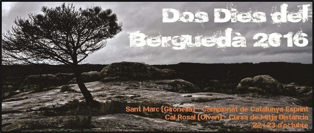 Dos Dies del Berguedà d'Orientació