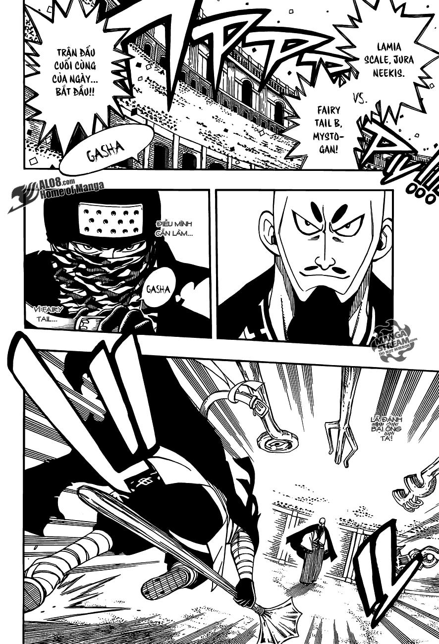 Fairy Tail trang 4