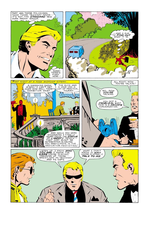 Captain America (1968) Issue #323 #251 - English 17