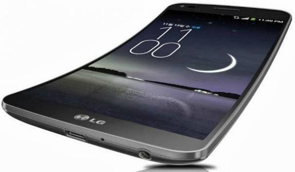 LG G Flex - 606x354