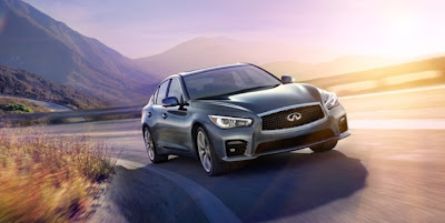 Infiniti Q50 Leaks Onto the Web