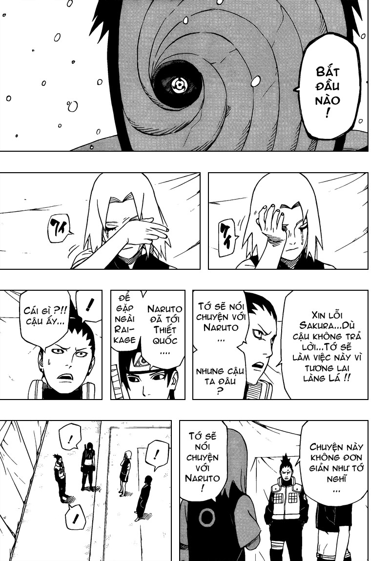 Naruto chap 459 Trang 14 - Mangak.info