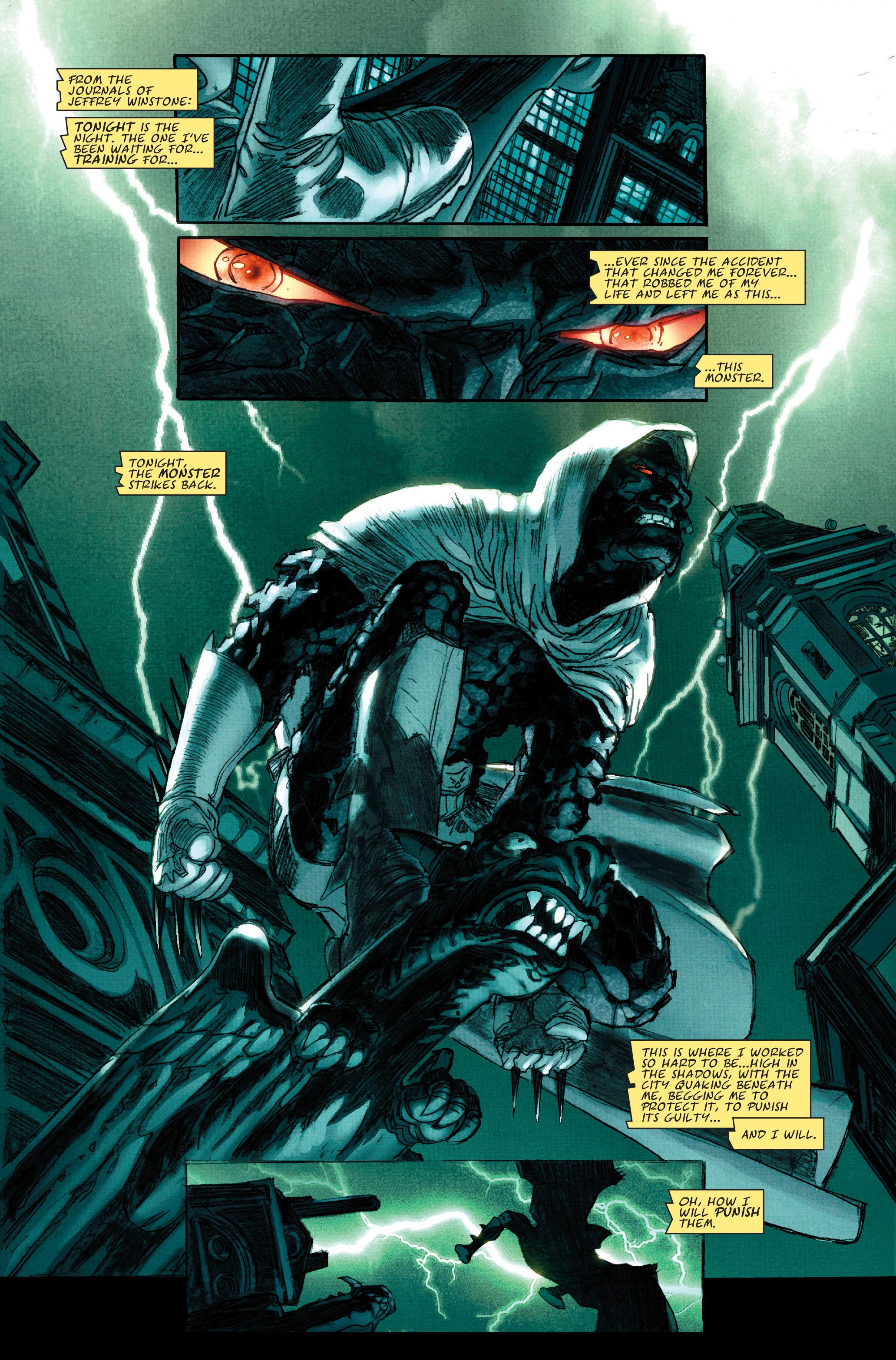 Wolverine: Weapon X #11 #6 - English 3