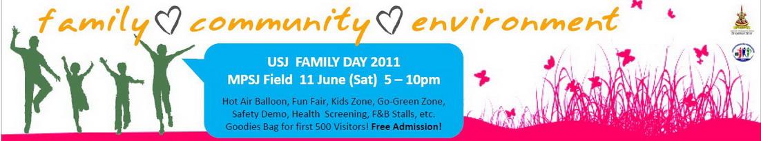 USJ Family Day By JKP3 11 June 2011