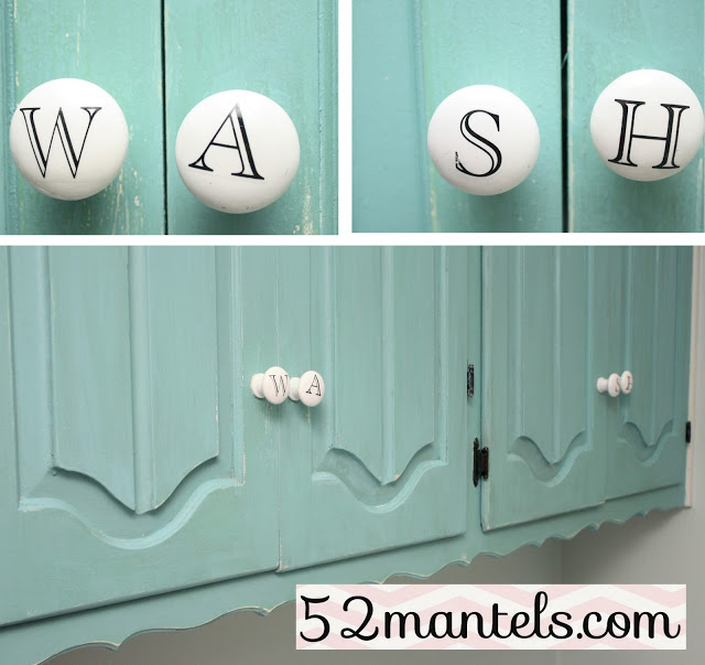 California livin home hard working spaces laundry room for Laundry room door knobs
