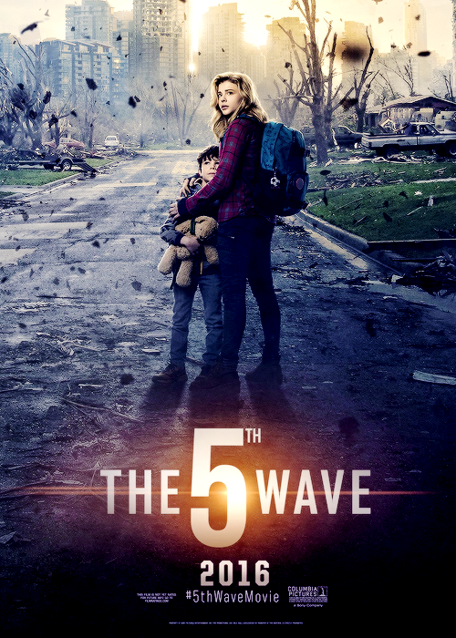 The 5th Wave (2016) Full Movie Download | New Movies
