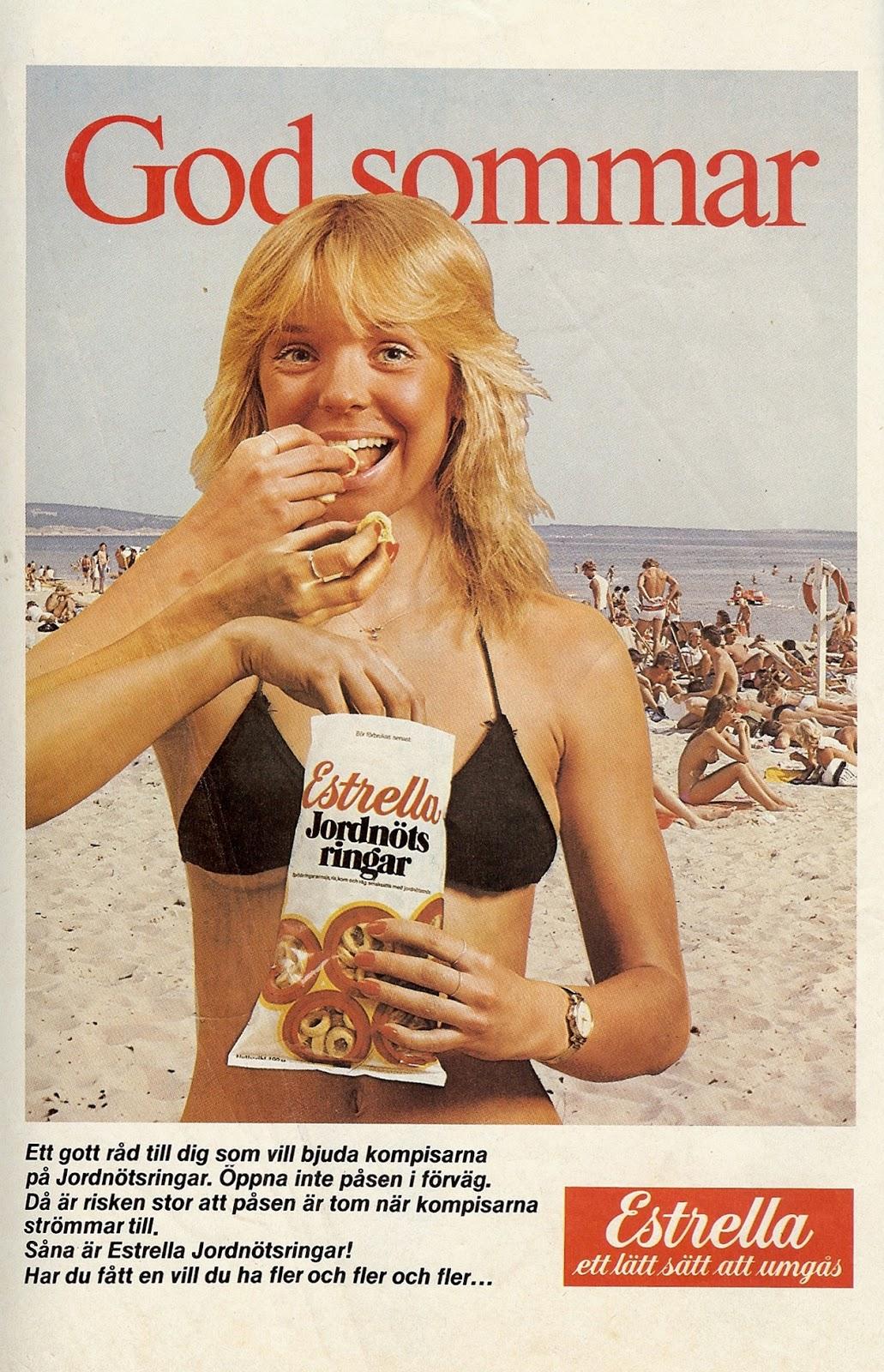 Nostalgorama Reklam P 229 1980 Talet